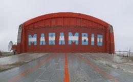 Recorrido virtual base marambio Antártida argentina