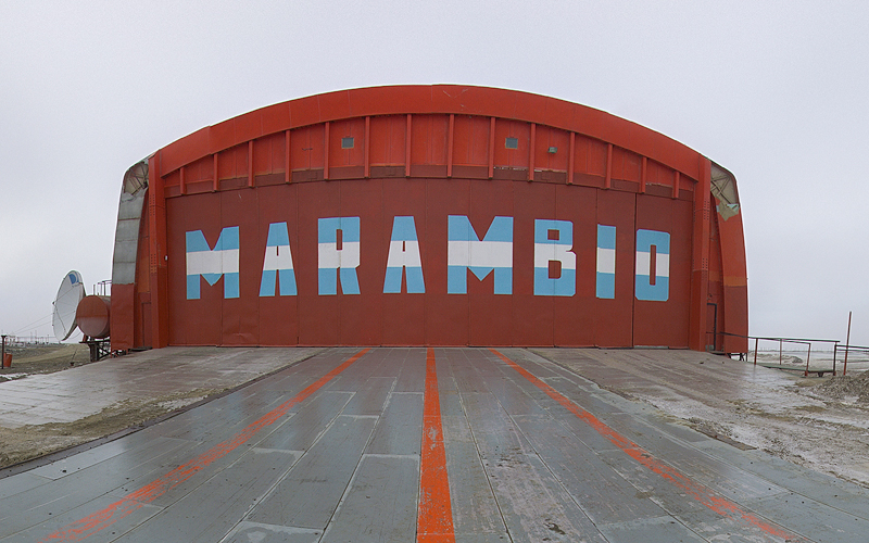 Recorrido Virtual Base Marambio